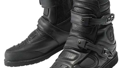 Icon Patrol Waterproof Men's Leather Street Motorcycle Boots ...